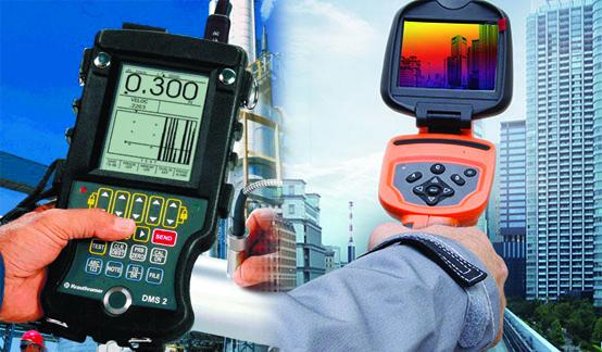 Обследование и экспертиза промышленной безопасности зданий и сооружений
